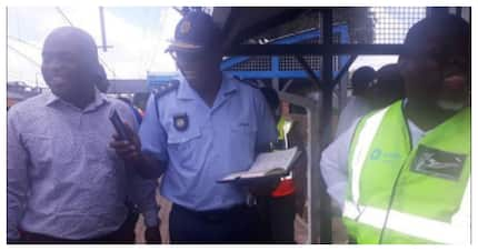 Msimanga and friends all smiles at train crash, but social media has questions