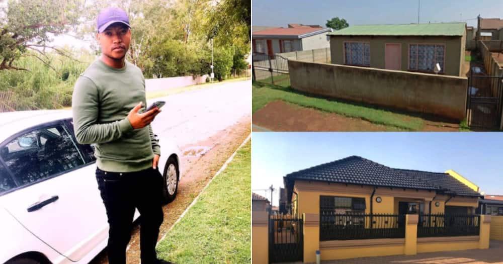 Proud Man, Home, Parents, Built, Black Tax, Twitter reactions