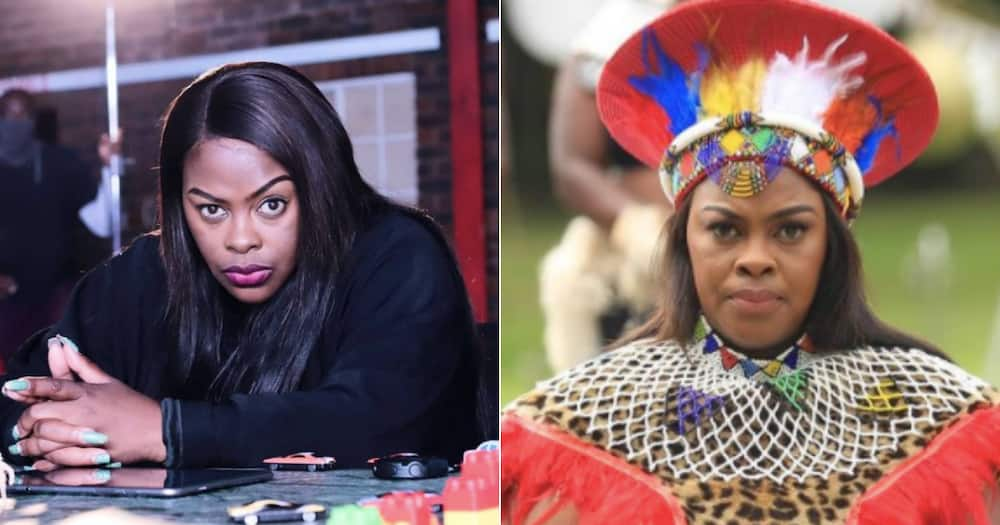 Dawn Thandeka King opens up about facing mental health issues in her life