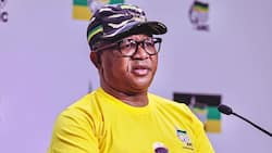 """Mbalula launches ANC campaign plan, supporters not enthused: """"Restore confidence? So, it's gone"""""""