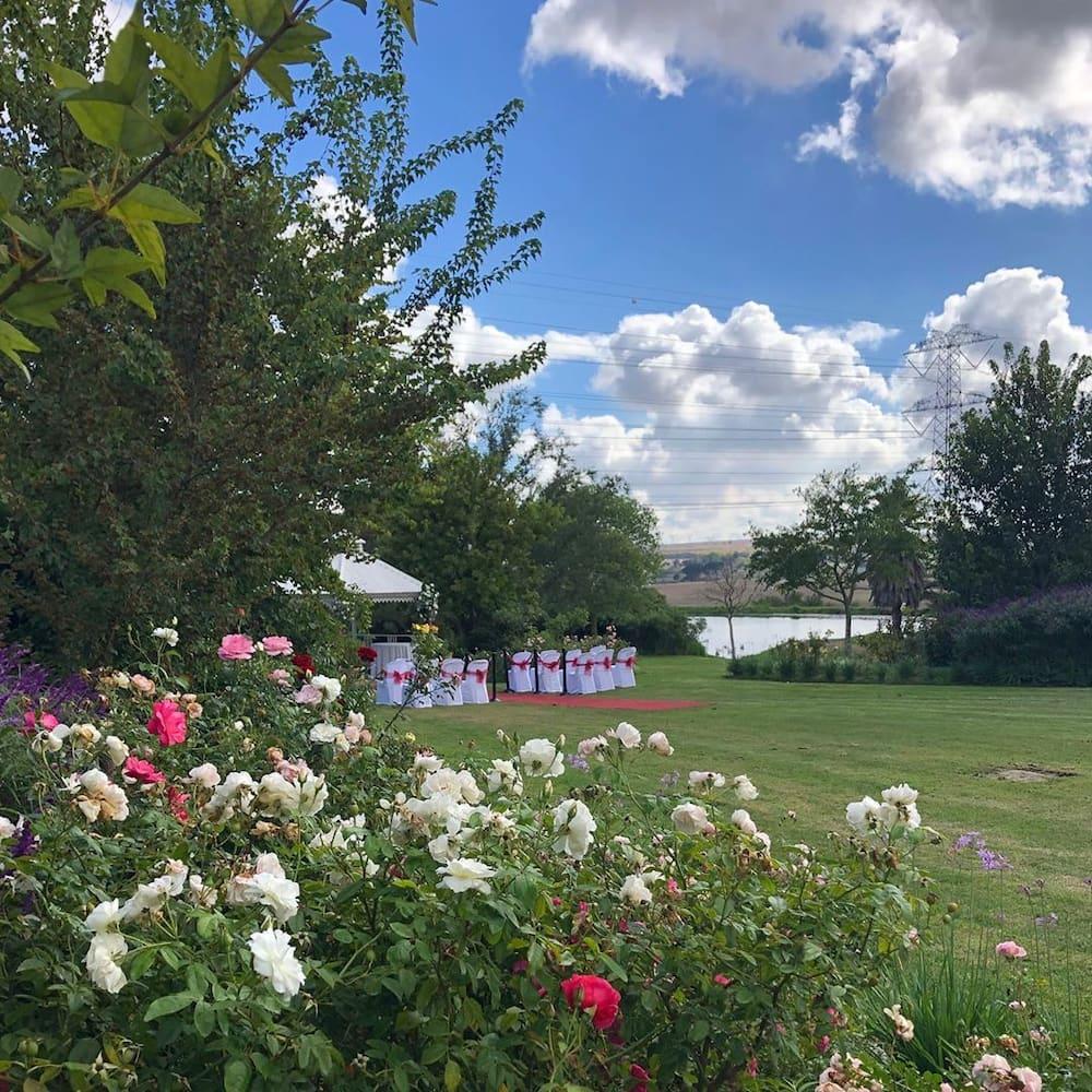 garden wedding venues cape town