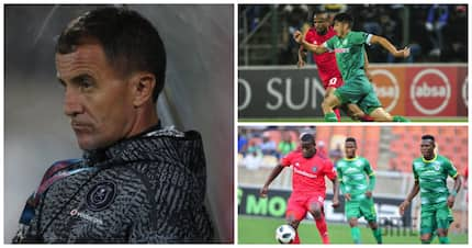 Orlando Pirates blow 2nd chance to top table with draw against AmaZulu