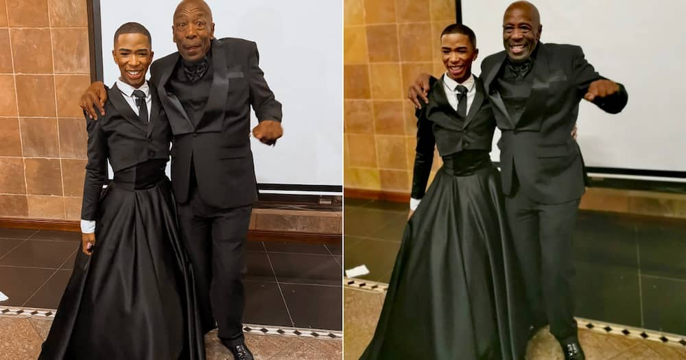 Lasizwe mourns the sad passing of his father, his last parent
