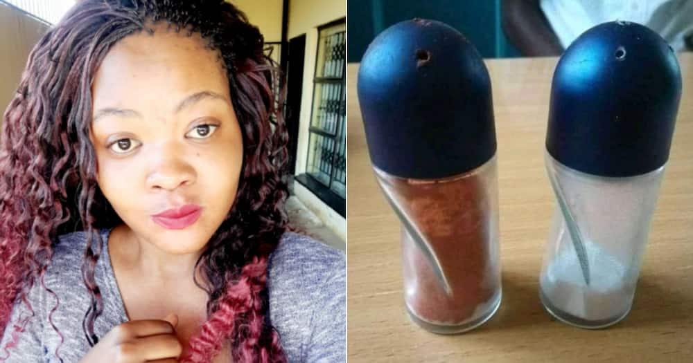 "Woman, Deodorant bottles, ""Nivea Salt & Pepper"", Pictures, Hilarious, Social media reactions"
