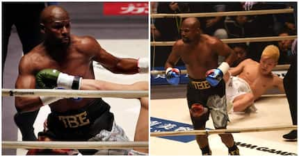 Floyd Mayweather makes R130m in 2 minutes after Tenshin Nasukawa win