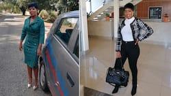 Exclusive: Mzansi's Gail Motloung bags Nelson Mandela Fellowship spot in 3rd attempt