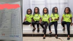 Divinar Joseph: Mom of quadruplets spends R5 900 on school uniforms