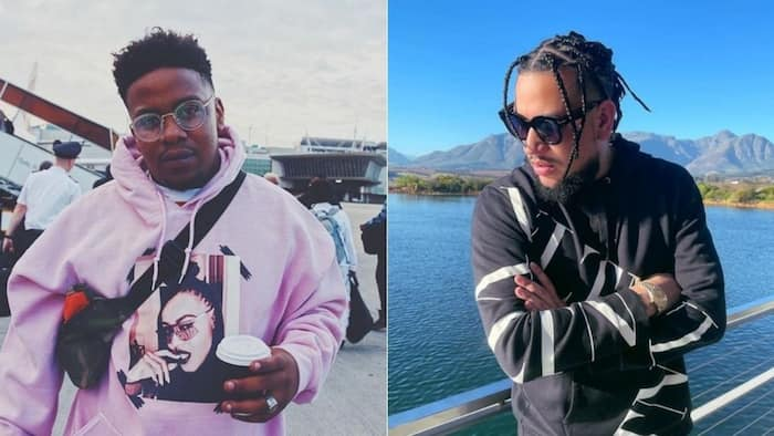 JR shares track that was meant for Sjava but ended up on AKA's 'Touch My Blood' album