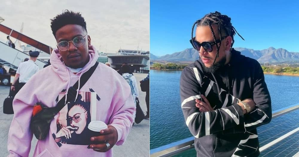 JR, track meant for Sjava, AKA, 'Touch My Blood', album