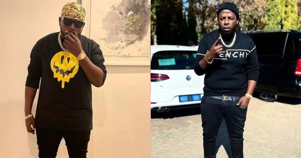 DJ Maphorisa Lashes Out at Resident DJ, Threatens to Embarrass Him in Front of Bae