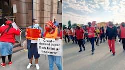 Cosatu threatens nationwide strike, demands big salary increases