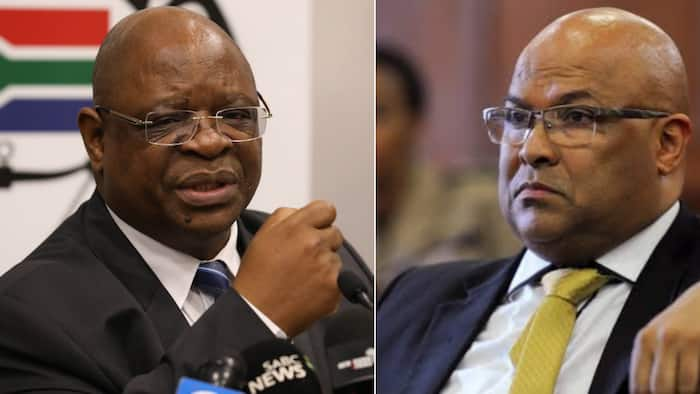 Arthur Fraser says Raymond Zondo is not fit for Chief Justice position, SA has opposing views