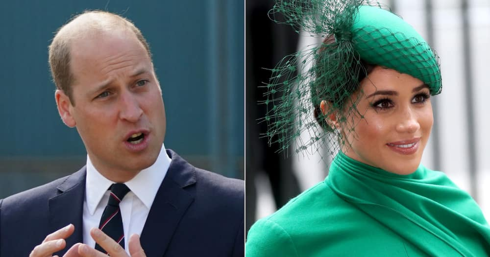Prince William, Meghan Markle, Prince Harry, Tensions, 'That bloody woman', Harsh words