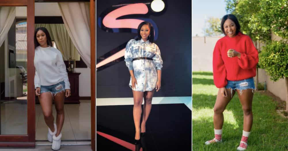 Minnie Dlamini Celebrates Baby Netha Jones Turning 3 Months Old