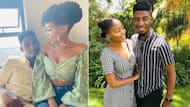 5 Pics: 'Idols SA' winner Karabo Mogane and Sinesipho Mbandazayo's stunning white wedding