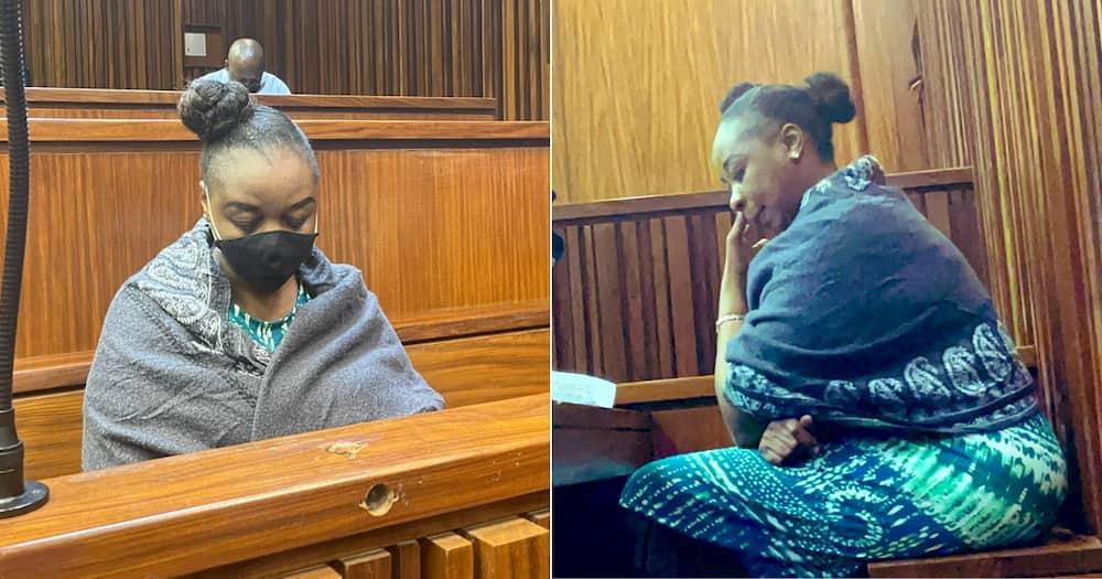 Nomia Ndlovu, murder accused, hired hitmen, former Tembisa Cop, insurance money
