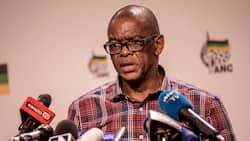 ANC Secretary General Ace Magashule garners support as he takes the ANC to court