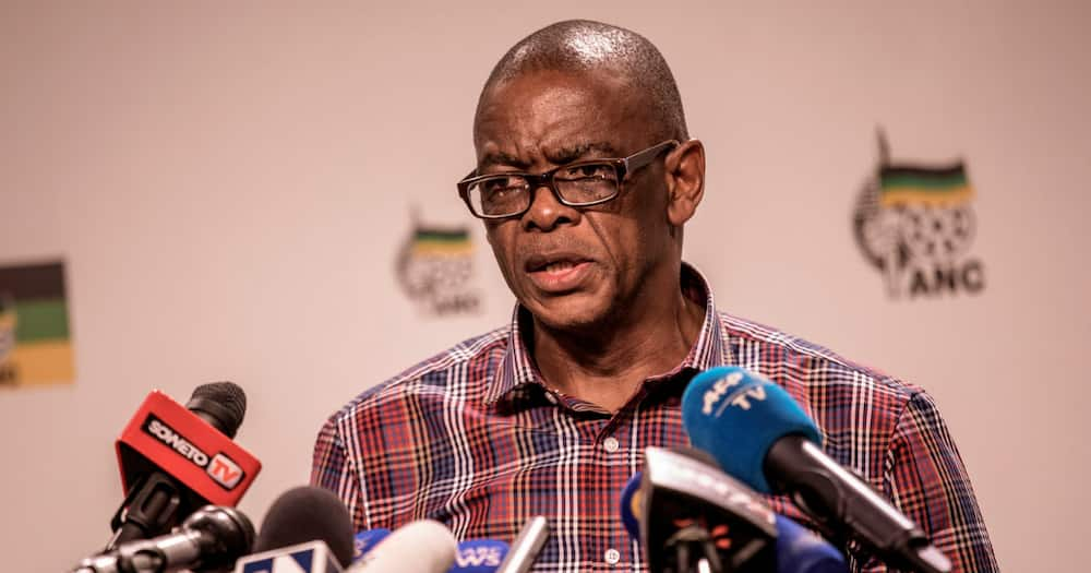 ANC Secretary-General Ace Magashule, Cyril Ramaphosa, suspension, court case, step-aside, unconstitutional