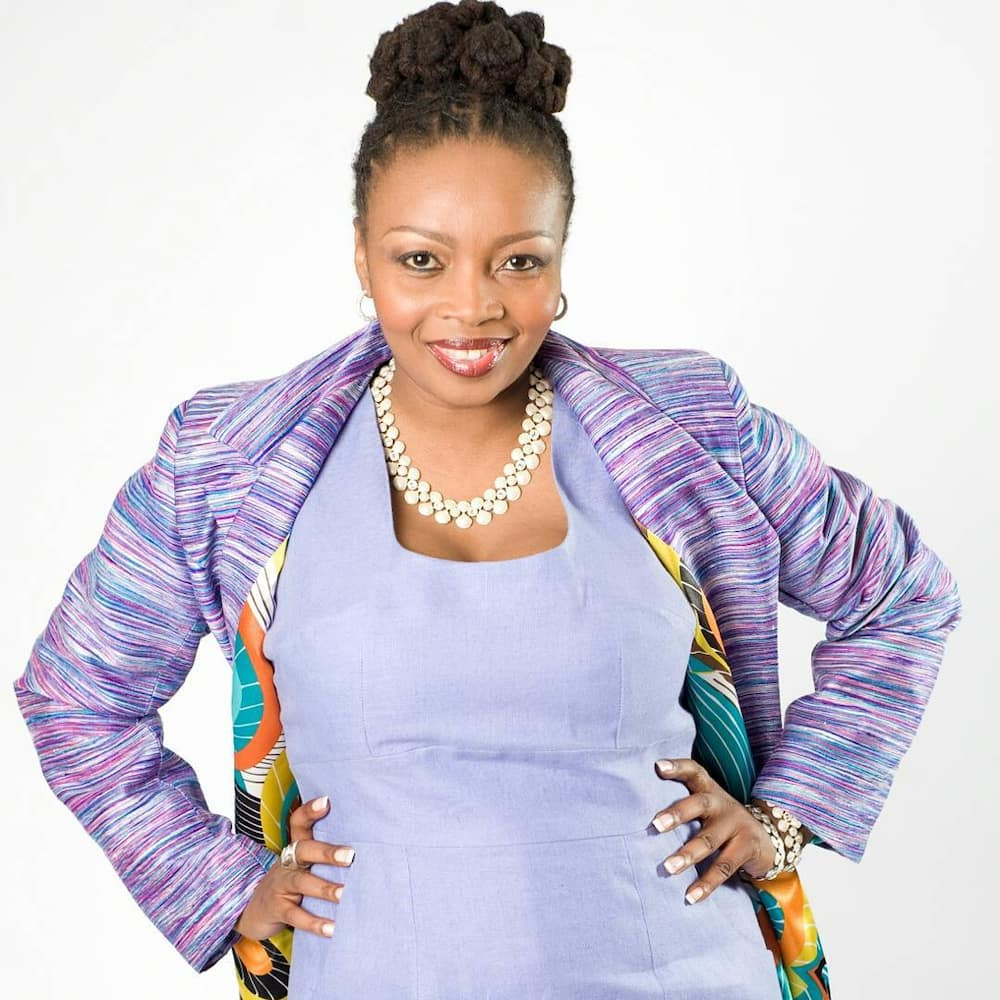 Mpumlwana biography: age, son, husband, profile,Instagram, house and net worth