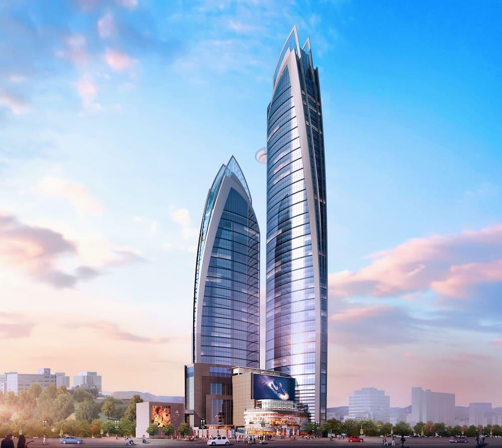 Tallest building in Kenya under construction
