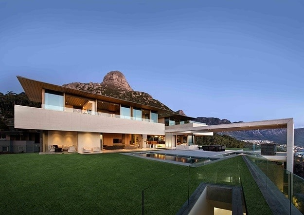 most expensive house in South Africa pictures Camps Bay