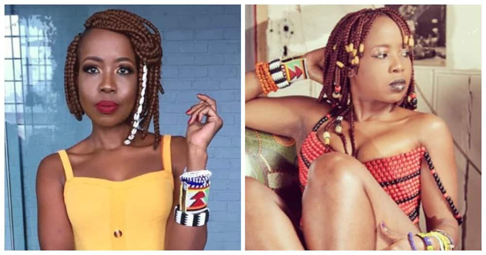 Ntsiki Mazwai joins #SAMA26MustFall, says organisers have no talent