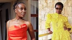 Mona Monyane celebrates her cute mini-me turning 4 years old