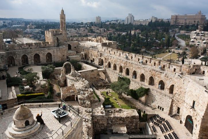 is jerusalem in palestine or israel?