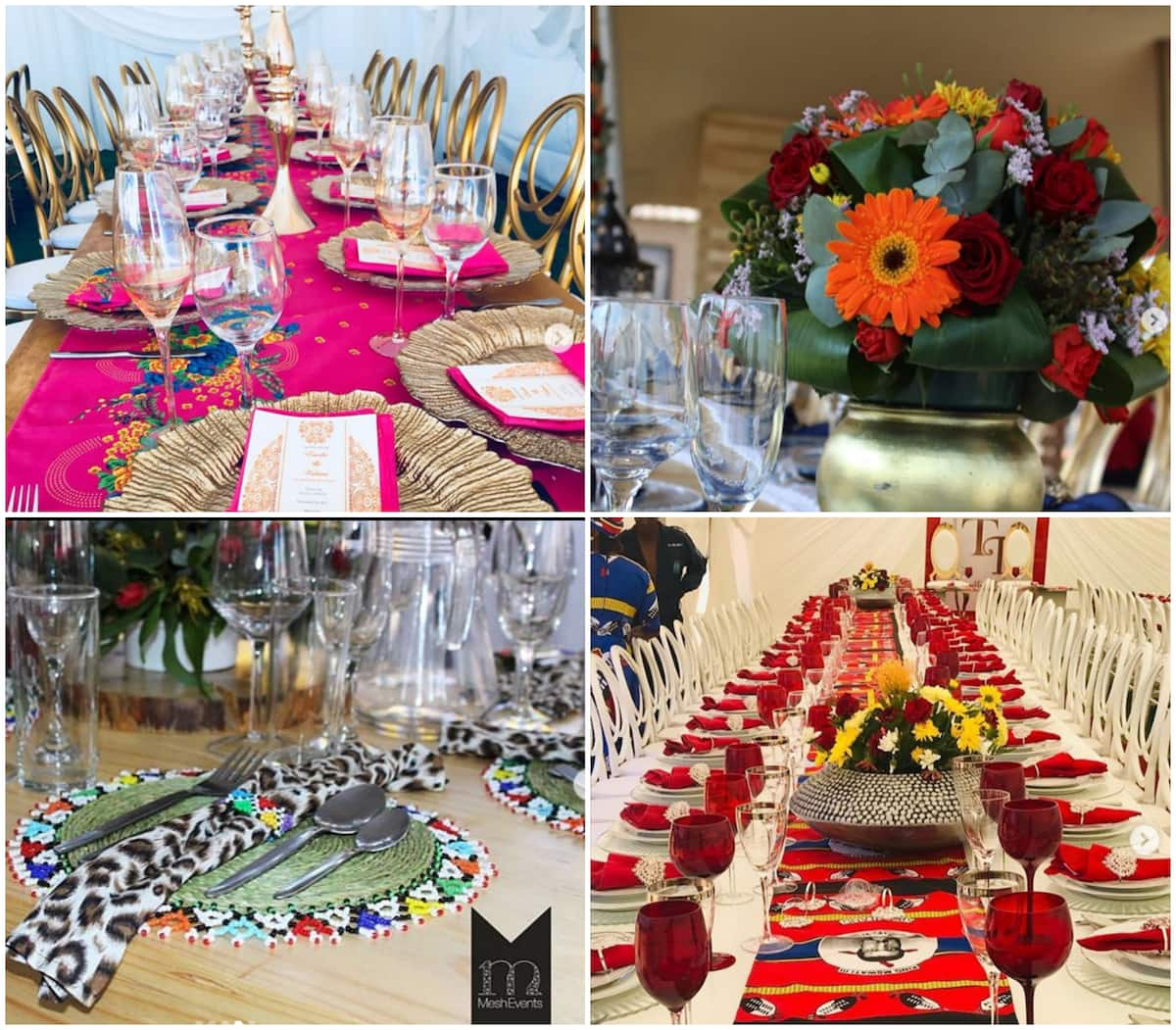 30 Best Traditional Wedding Decor Ideas In South Africa Briefly Sa