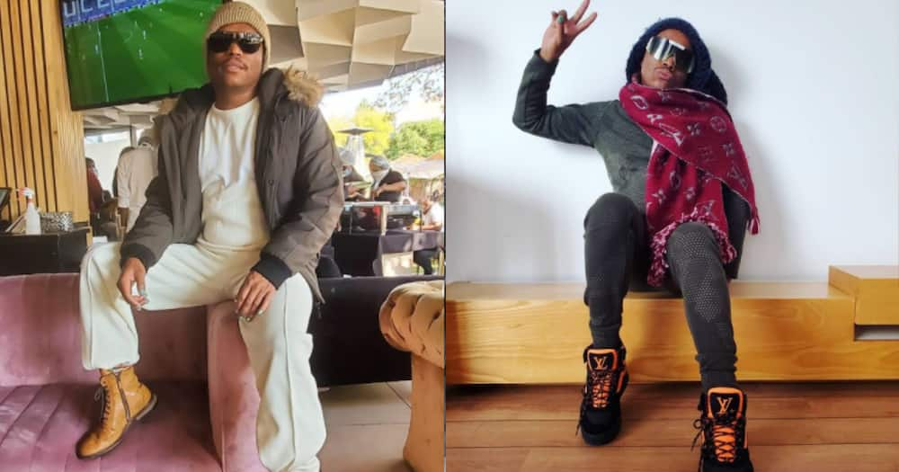 Somizi, South Africa, Protests, Looting, Police