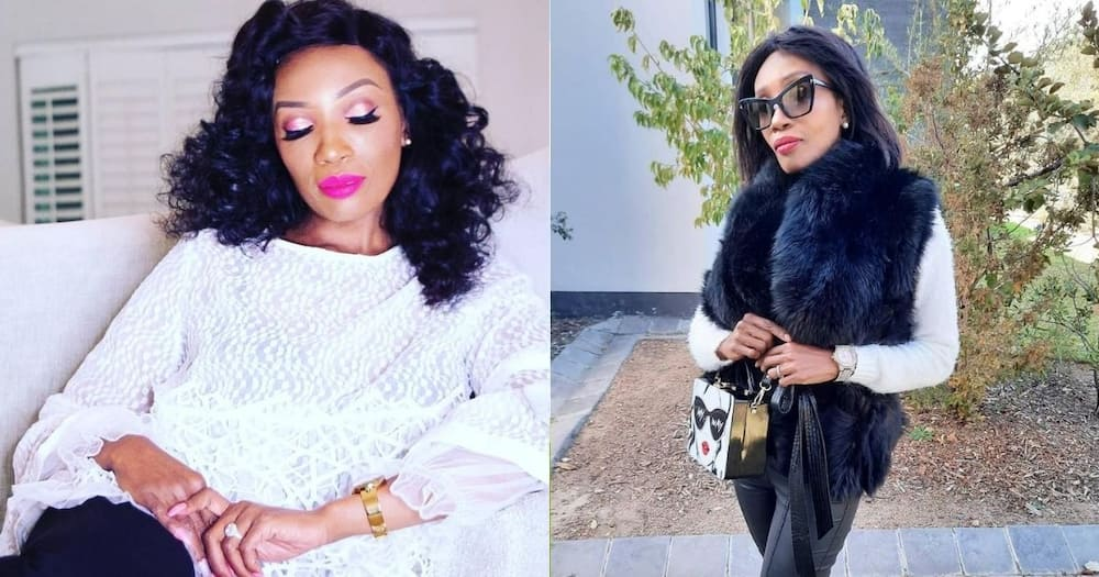 """Sophie Lichaba warns fans against imposter: """"Do not invest"""""""