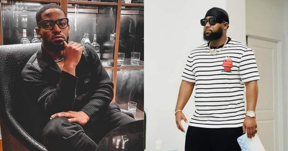 Cassper Nyovest Gets Injured While Training for Boxing Match With Prince Kaybee