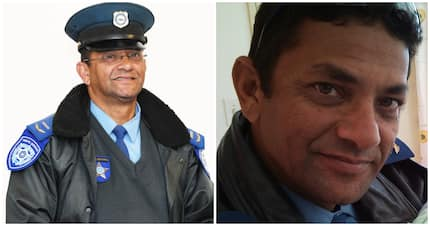 Capetonian Officer, 55, graduates and proves you're never too old to learn