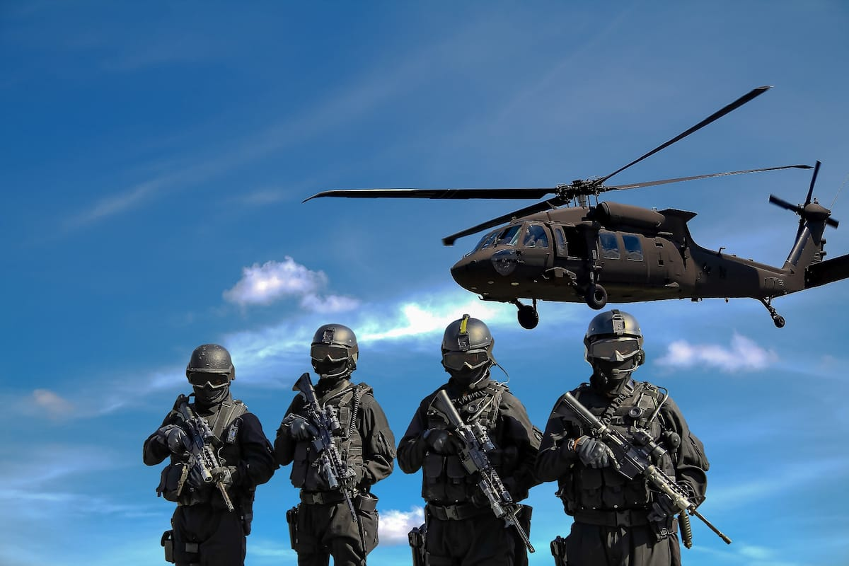 South African Special Forces: requirements, salary, weapons