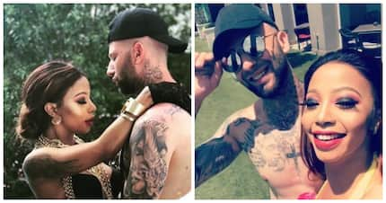 Kelly Khumalo and Chad Da Don: Power couple alert?