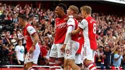 Arsenal vs Tottenham: Smith-Rowe, Aubameyang, Saka score in 3–1 win