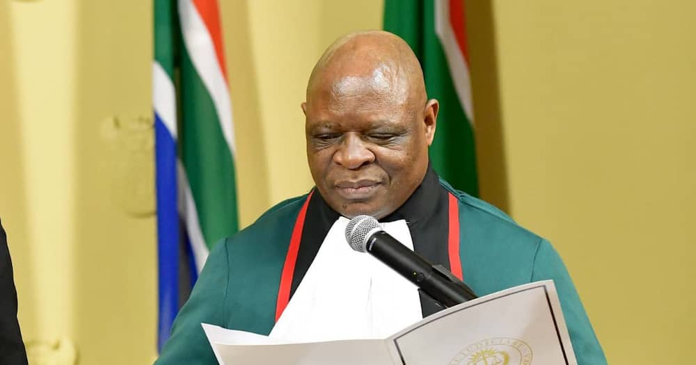 raymond zondo, constitutional court, farewell, justices
