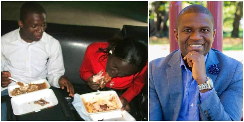 Social media reacts as pastor shares how chicken can be used in 'catching' fake partners