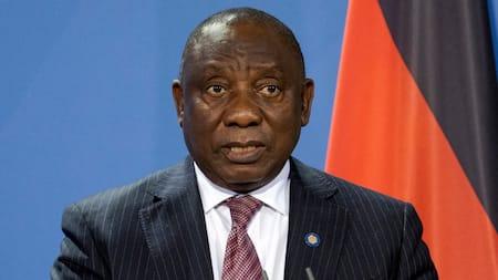 President Cyril Ramaphosa says SA must meet the vaccine target to close economic gap