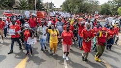 """Cosatu pushes for countrywide standstill in response to SA's economic crisis: """"They are clueless"""""""
