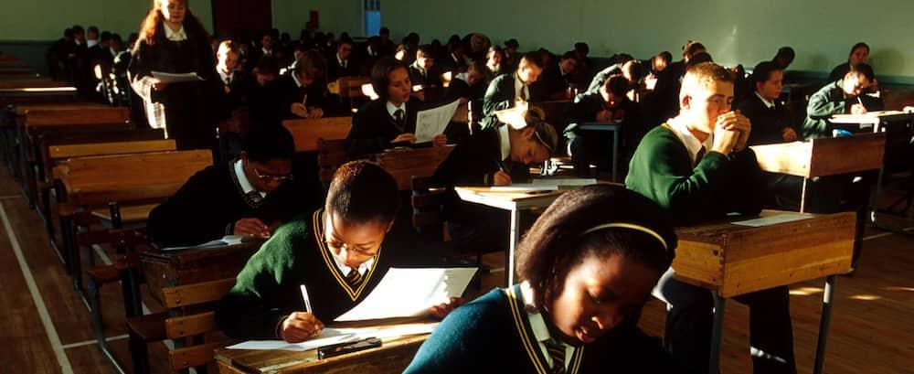 four examination writing skills