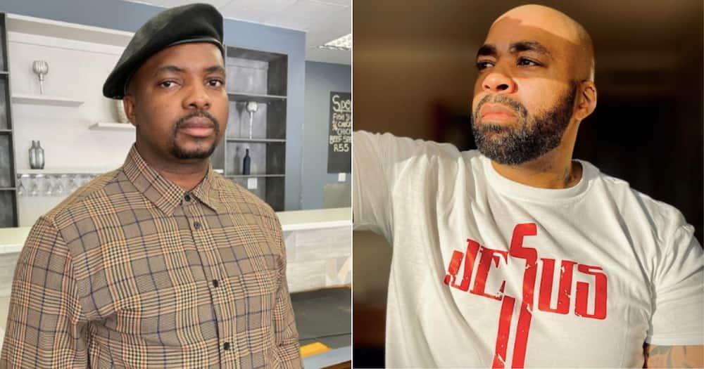 'Rockville' actor Nhlanhla Mdlalose shows appreciation to Ferguson Films