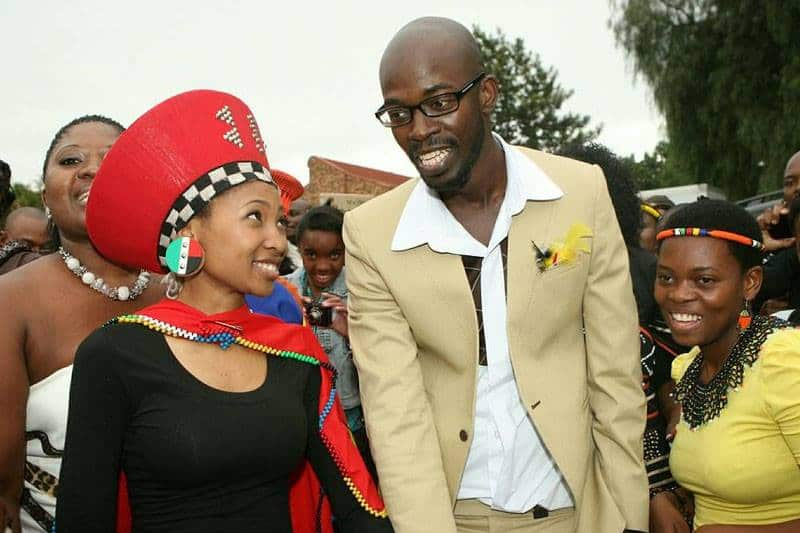 Who is Black Coffee wife?