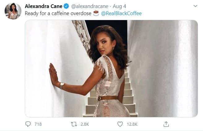 Alexandra Cane dating
