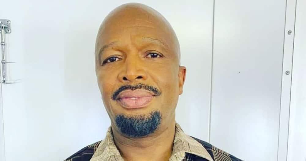"Veteran Actor Sello Maake KaNcube Turns 61: ""Happy Birthday Legend"""