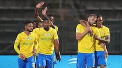 Mamelodi Sundowns trends as fans criticise Bafana Bafana's defence tactics