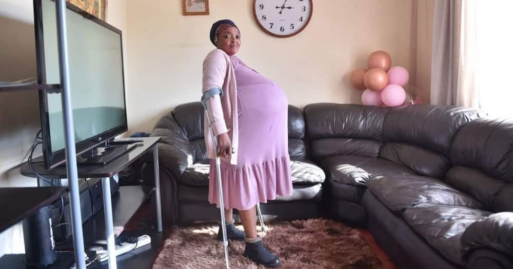 Tembisa 10, fabricated, no babies reported, mom in mental care