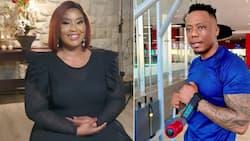 'Uthando Nesthembu' star Mangwabe accused of sabotaging DJ Tira