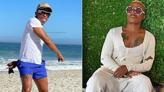 """""""Shem"""": Somizi drops video of couple loving African beat but they can't dance"""