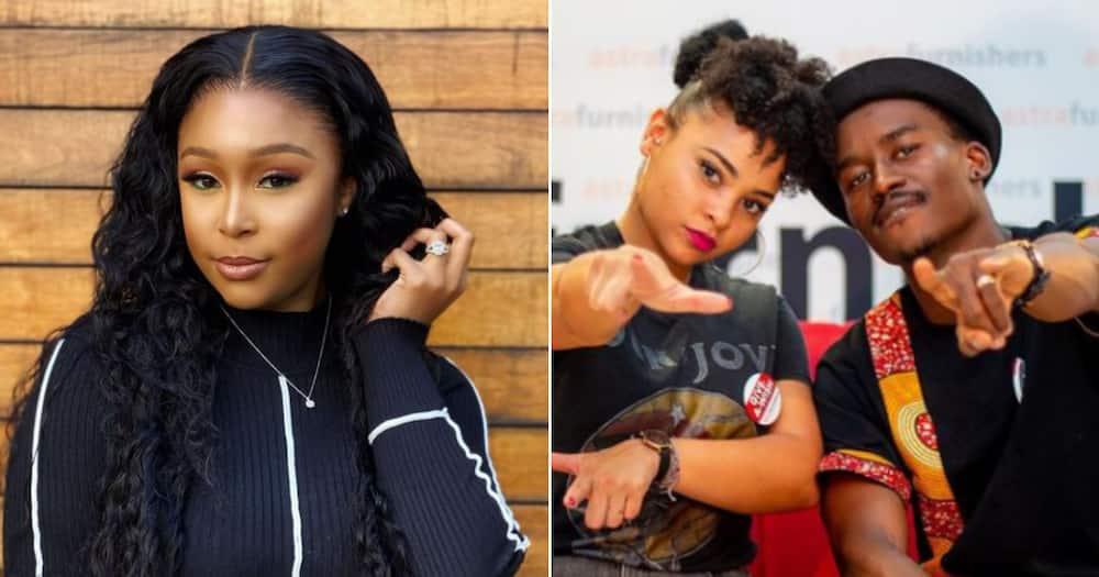 Mzansi celebrities, Coivid-19, Minnie Dlamini-Jones